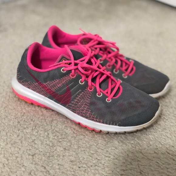 Nike Shoes   Flex Fury Girls